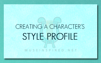 Creating a Character's Style Profile