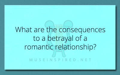 Cultivating Cultures – What are the consequences for betrayal of a romantic relationship in your society?