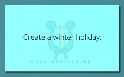 Cultivating Cultures – Create a Winter Holiday.