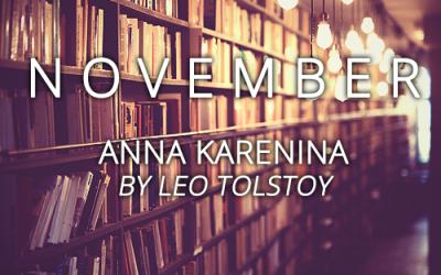 Book Club 2018: Anna Karenina by Leo Tolstoy