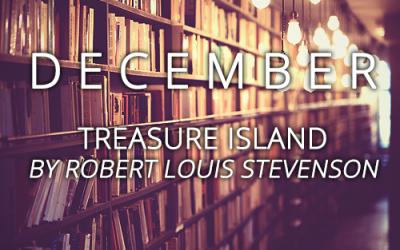 Book Club 2018: Treasure Island by Robert Louis Stevenson