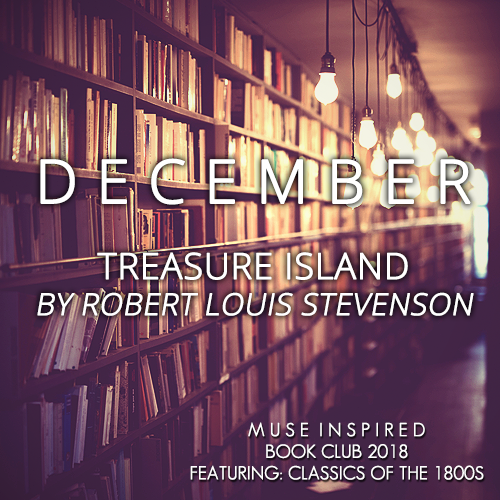 Book Club 2018: Treasure Island by Robert Louis Stevenson