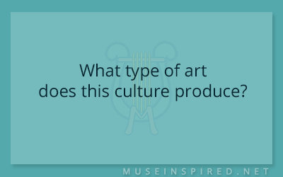 Cultivating Cultures – What type of art does this culture produce?