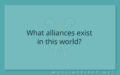 Cultivating Cultures – What alliances exist in this world?