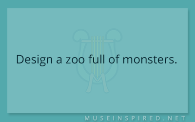Siring Settings – Design a zoo full of monsters.